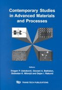 Contemporary Studies in Advanced Materials and Processes: Yucomat IV : Proceedings of the Fourth Yugoslave Materials Research Society Conference, Held ... 10-14, 2001 (Materials Science Forum)