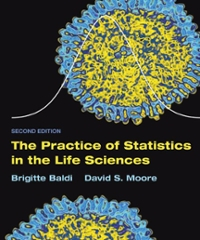 The Practice of Statistics in the Life Sciences 2nd edition 9781429272728 1429272724