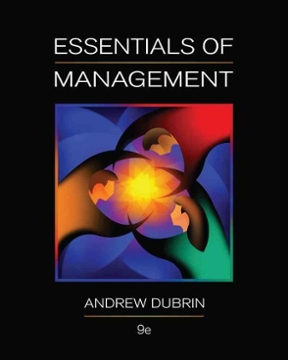 Essentials of management 9th edition rent 9780538478236 chegg essentials of management 9th edition 9780538478236 0538478233 fandeluxe Choice Image