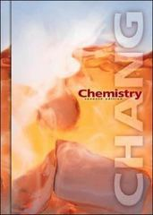 Chemistry 7th edition 9780071120722 0071120726