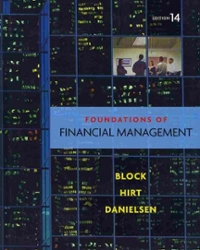 Foundations of Financial Management with Time Value of Money card (14th) edition 007745443X 9780077454432