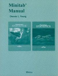 Minitab manual for introductory statistics and elementary statistics minitab manual for introductory statistics and elementary statistics 9th edition view more editions fandeluxe Gallery