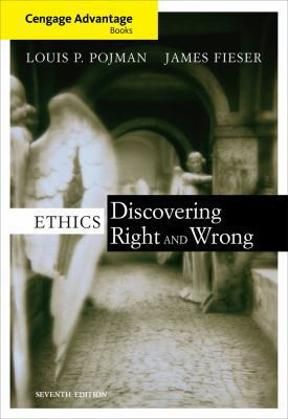 Cengage advantage books ethics discovering right and wrong 7th cengage advantage books ethics 7th edition 9781111298173 1111298173 fandeluxe Gallery