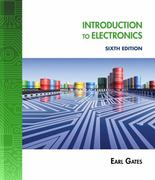 Introduction to Electronics 6th edition 9781111128531 1111128537