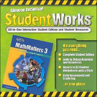 MathMatters 3: An Integrated Program, Reteaching Workbook (1st) edition 9780078693090 0078693090