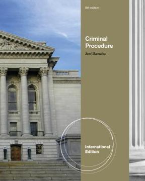 9780495913757: criminal procedure abebooks: 0495913758.
