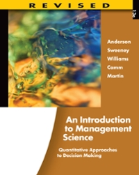 an introduction to management science 13th edition textbook rh chegg com introduction to management science 13th edition solution manual introduction to management science solution manual