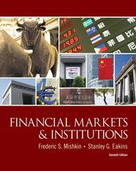 Financial Markets and Institutions 7th edition 9780132136839 013213683X