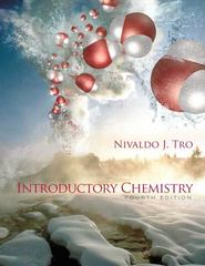 Introductory Chemistry 4th edition 9780321687937 0321687930