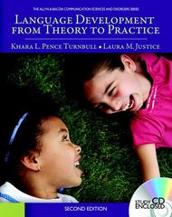 Language Development From Theory to Practice 2nd Edition 9780137073474 013707347X