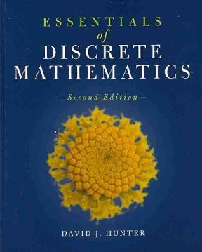 essentials of discrete mathematics 2nd edition pdf