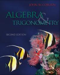 Combo: College Algebra & Trigonometry with ALEKS User Guide & Access Code 1 Semester (2nd) edition 0077978549 9780077978549
