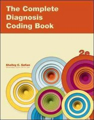 The Complete Diagnosis Coding Book 2nd edition 9780073374512 0073374512