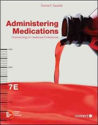 Administering Medications (8th) edition 007351375X 9780073513751