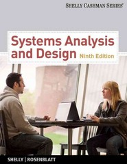 Systems Analysis and Design 9th edition 9780538481618 0538481617
