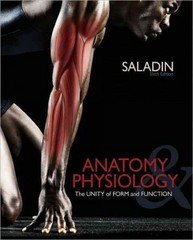 Anatomy & Physiology 6th edition 9780073378251 0073378259