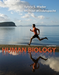 Human Biology 12th edition 9780073525464 0073525464
