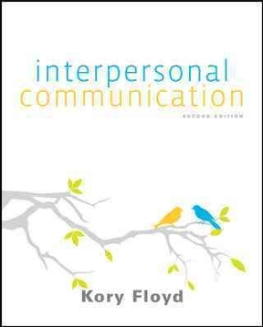 Interpersonal communication loose leaf 3rd edition rent interpersonal communication loose leaf 3rd edition fandeluxe Images