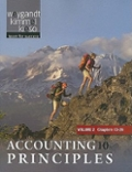 Paperback Vol. 2 of Accounting Principles