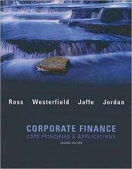 corporate finance textbook ross pdf
