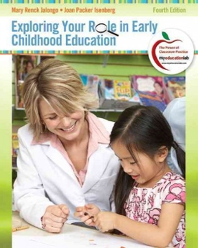 exploring early childhood textbook pdf