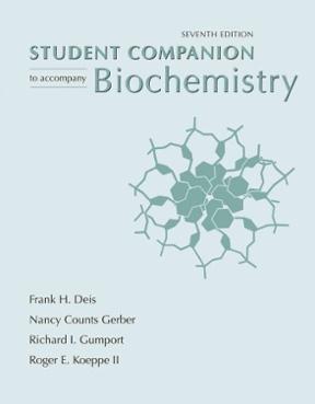 Biochemistry student companion 7th edition rent 9781429231152 biochemistry student companion 7th edition 9781429231152 1429231157 fandeluxe Gallery