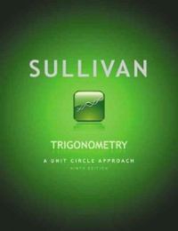 Trigonometry (9th) edition 0321716574 9780321716576