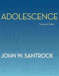 Adolescence Santrock 15th Edition Pdf