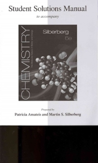 student solutions manual for silberberg s chemistry the molecular rh chegg com Silberberg Chemistry Appendix B Silberberg Chemistry 5th Edition