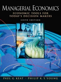 Managerial Economics (7th) edition 0133129489 9780133129489