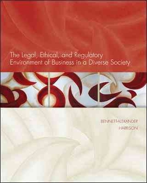 The legal ethical and regulatory environment of business in a the legal ethical and regulatory environment of business in a diverse society 1st edition fandeluxe Choice Image