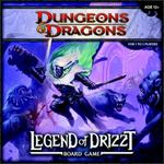Legend of Drizzt Board Game 1st Edition 9780786958733 0786958731