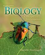 Combo: Loose Leaf Biology: Concepts & Investigations with Connect Plus Access Card 2nd edition 9780077967864 0077967860