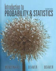 Introduction to Probability and Statistics 14th edition 9781133103752 1133103758