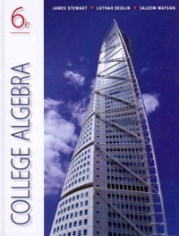 College Algebra (6th) edition 9781111990169 1111990166