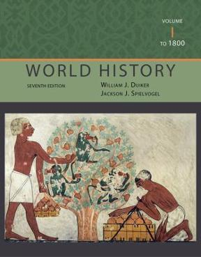 World history volume 1 to 1800 7th edition rent 9781111831660 world history 7th edition 9781111831660 1111831661 fandeluxe Gallery