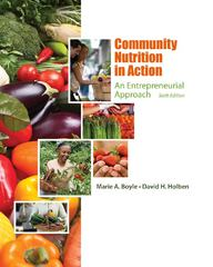 Community Nutrition in Action 6th Edition 9781111989682 1111989680