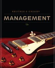 Management 12th edition 9781111221362 1111221367