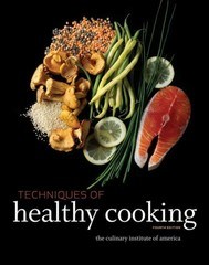 Techniques of Healthy Cooking 4th Edition 9780470635438 0470635436