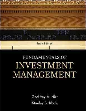 Fundamentals of investment management 10th edition rent fundamentals of investment management 10th edition 9780078034626 0078034620 view textbook solutions fandeluxe Images