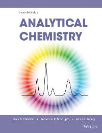 Analytical Chemistry (7th) edition 470887575 9780470887578