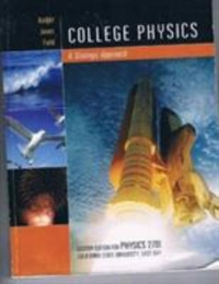 College Physics (2nd) edition 0321689879 9780321689870