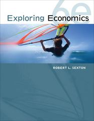 Exploring Economics 6th edition 9781111970307 1111970300
