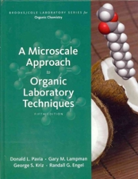 A Microscale Approach to Organic Laboratory Techniques (5th) edition 1133106528 9781133106524