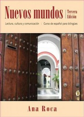 Textbook rental rent spanish textbooks from chegg nuevos mundos 3rd edition 9780470588987 0470588985 fandeluxe Gallery