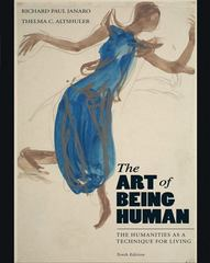 The Art of Being Human 10th Edition 9780205022472 0205022472