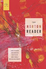 The Norton Reader 13th Edition 9780393912180 0393912183