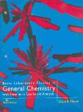 Basic Laboratory Studies in General Chemistry With Semimicro Qualitative Analysis