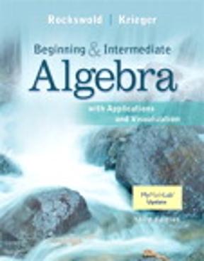 Introductory algebra through applications 3rd edition introductory algebra for college students 7th edition array beginning and intermediate algebra with applications u0026 visualization rh chegg com fandeluxe Choice Image