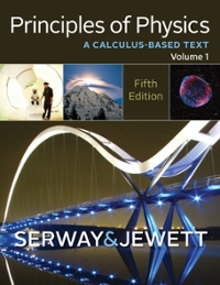 Student Solutions Manual with Study Guide for Serway/Jewett's Principles of Physics: A Calculus-Based Text, Volume 1 (5th) edition 1133110762 9781133110767